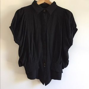Vintage 90's cotton blouse